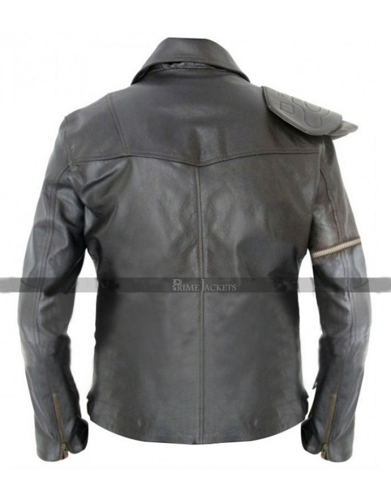 69e1cef9f Mad Max Fury Road Tom Hardy (Rockatansky) Motorcycle Jacket