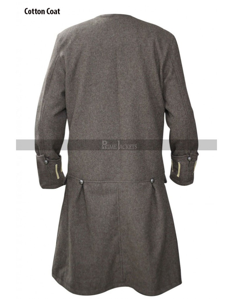 Pirates Of The Caribbean 3 Jack Sparrow Coat