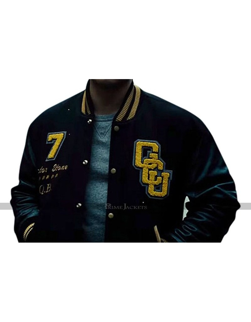 Justice League Cyborg Ray Fisher Jacket