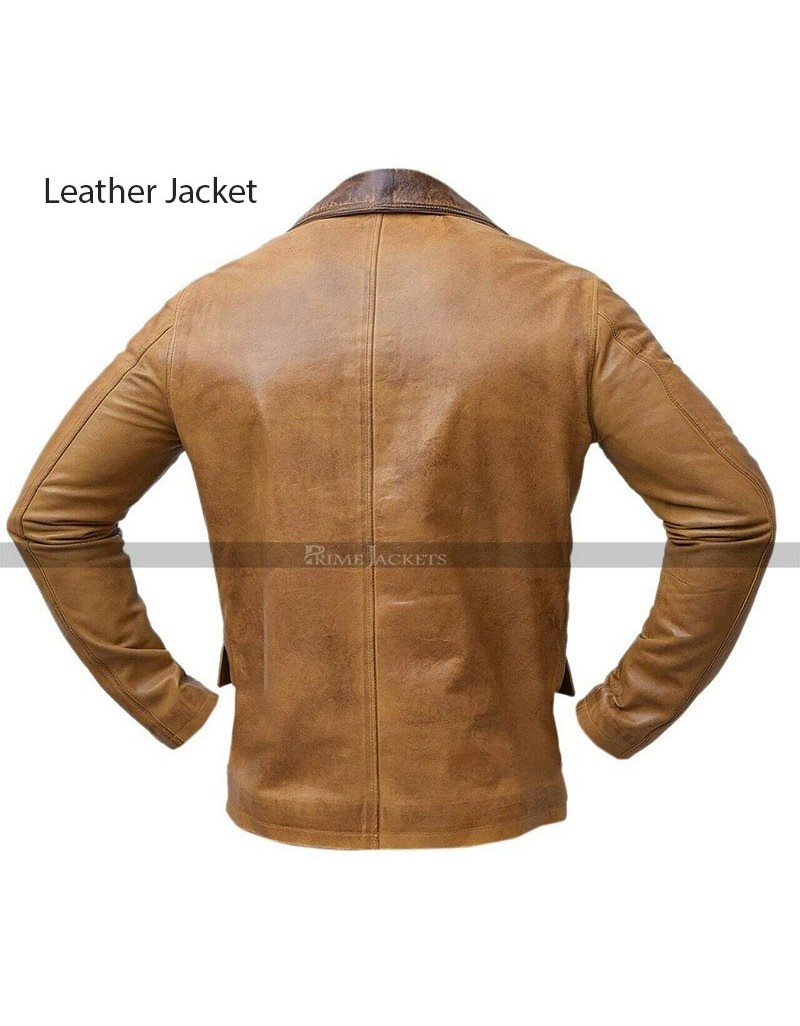 Red Dead Redemption II Arthur Morgan Brown Jacket