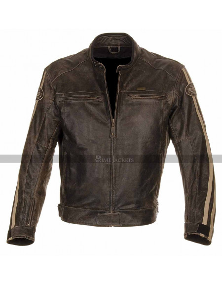 Richa Retro Racing Leather Jacket
