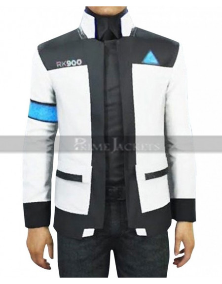 Game Human Survival Detroit Connor RK 900 Jacket