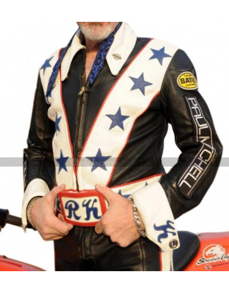 Robbie Knievel Daredevil Motorcycle Jacket Pants