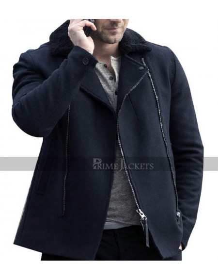 Tom Keen The Blacklist Biker Jacket