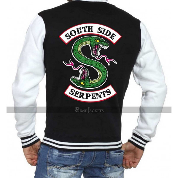 River dale South side Letterman Varsity Jacket