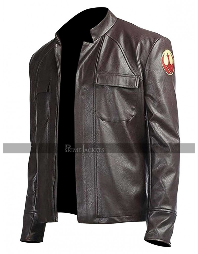 Star Wars Oscar Isaac Jacket | Poe Dameron The Last Jedi Jacket