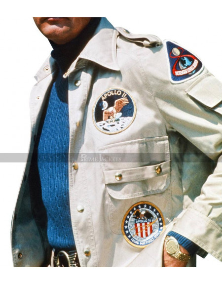 Lee Majors Six Million Dollar Man Jacket