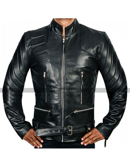 Terminator 3 Rise of the Machines Arnold Schwarzenegger Jacket