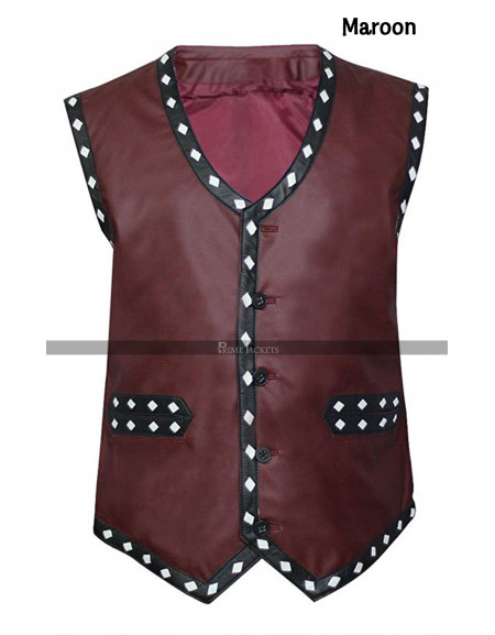 James Remar The Warriors Ajax Costume Vest