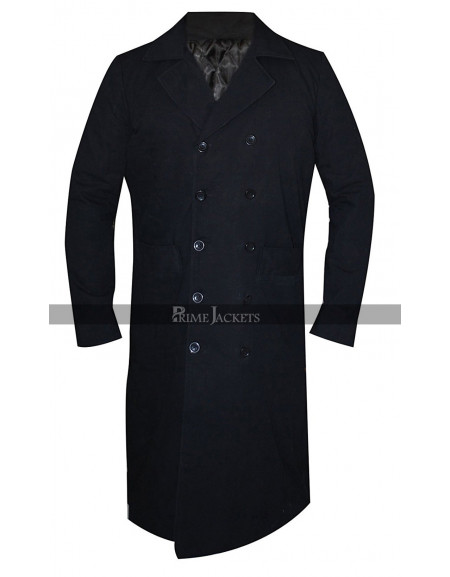 The World's End Simon Pegg Gary King Black Coat