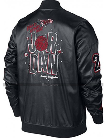 The Martian Air Jordan Marvin Jacket