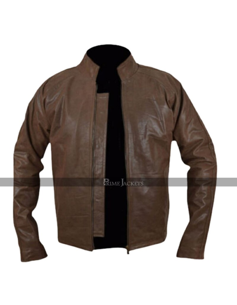 Jack Reacher (Tom Cruise) Brown Leather Jacket