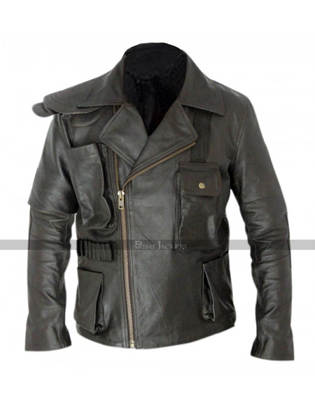 Mad Max Fury Road Tom Hardy (Rockatansky) Motorcycle Jacket