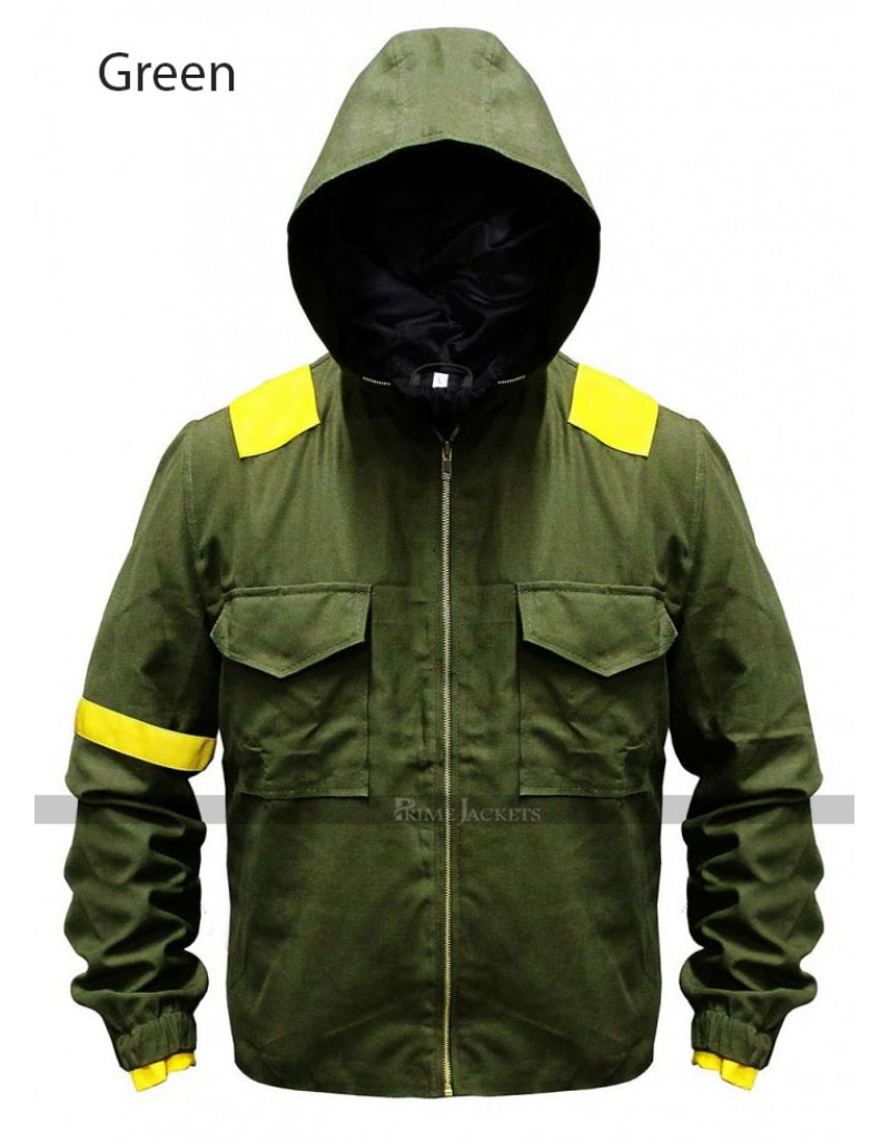 5142f4aa6cbf5 Twenty One Pilots Storm Again with 'Jumpsuit Green Hood Cotton Jacket