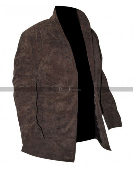 Liam Neeson Walk Among Tombstone Matthew Scudder Jacket