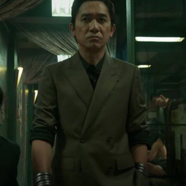 Shang-Chi and the Legend of the Ten Rings Wenwu Blazer (2021)