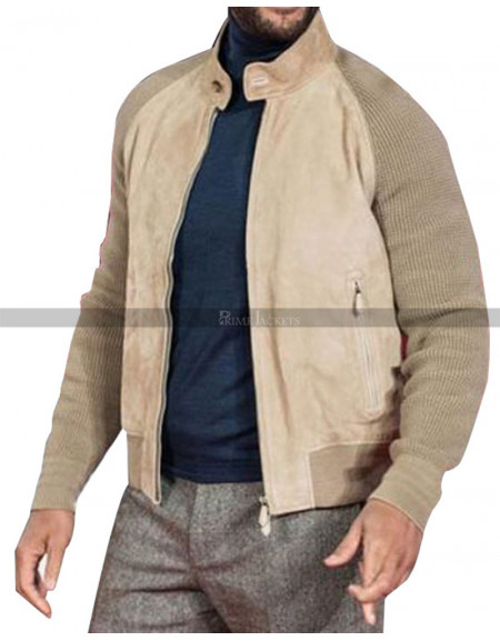 Nicky Will Smith Focus Jacket