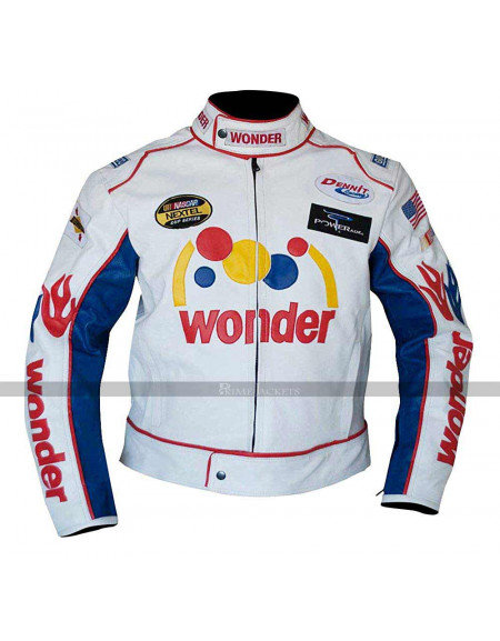 Talladega Nights Ricky Bobby Wonder Jacket Pants