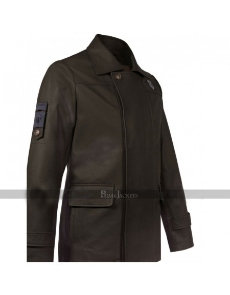 Military Leaders Tank Commander World of Tanks Leather Jacket