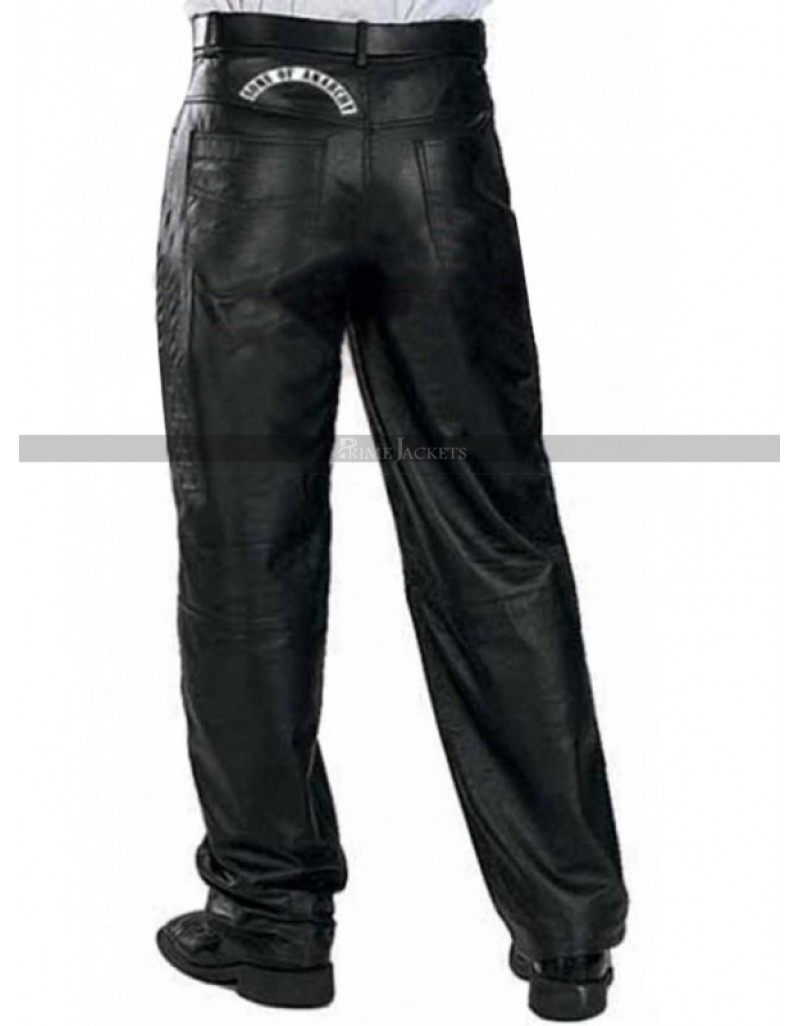 Sons of Anarchy Leather Pants