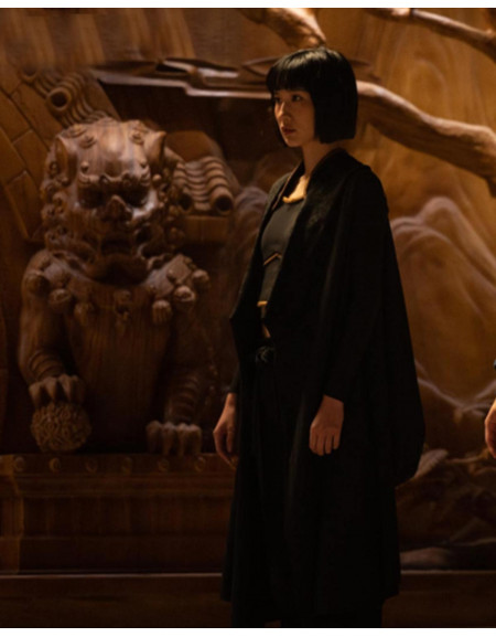 Shang-Chi and the Legend of the Ten Rings Xialing Coat