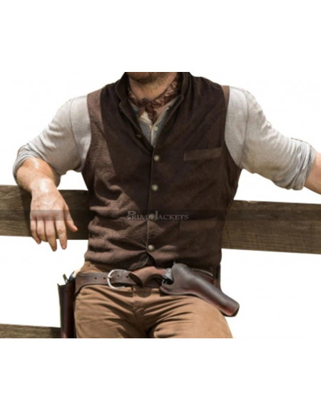 Chris Pratt Magnificent Seven Vest