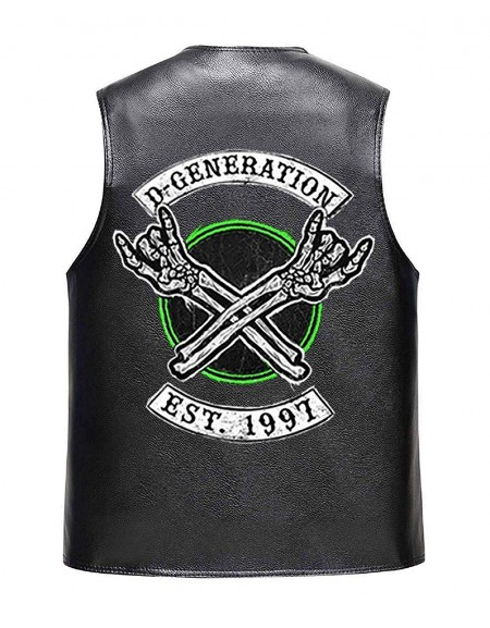 D Generation X Triple H WWE Crown Jewel Vest Hoodie