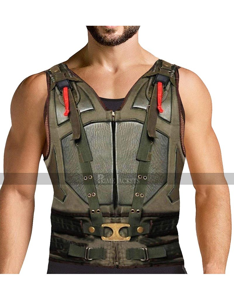 The Dark Knight Rises Bane Cosplay Vest