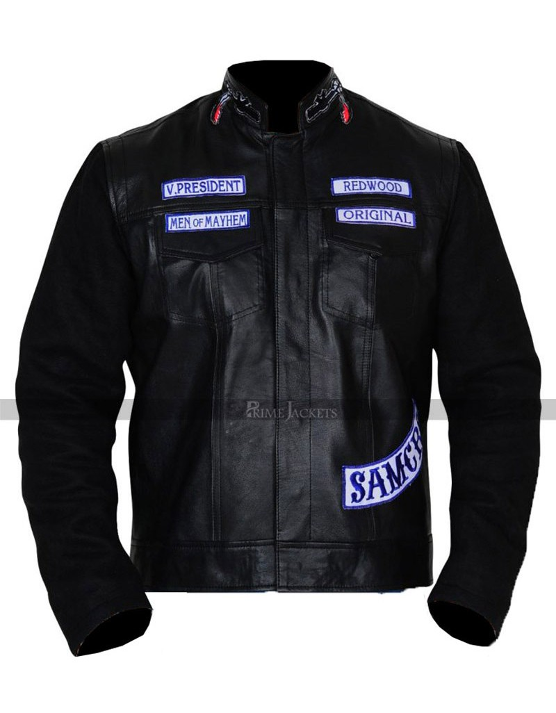Varijanta Izlaganje Spaliti Sons Of Anarchy Leather Vest Flybirdphoto Com