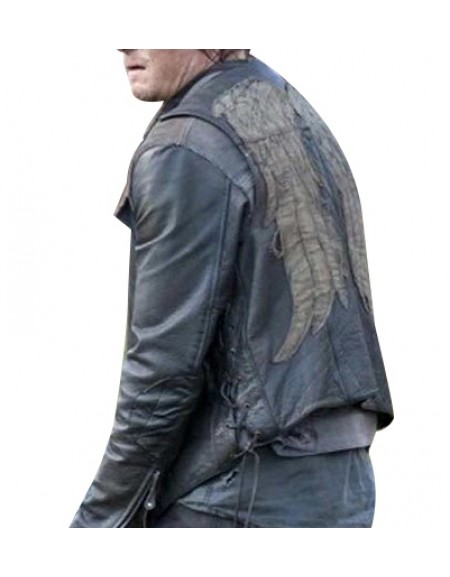 Daryl Dixon The Walking Dead Jacket Vest