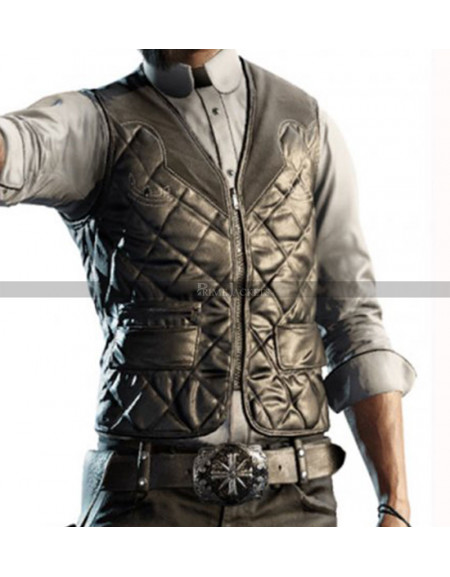 Far Cry 5 Joseph Seed Costume Vest