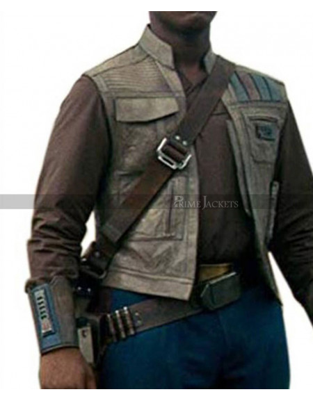 John Boyega Star Wars Rise of the Skywalker Vest