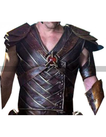Legends of Tomorrow Hawkman Brown Vest