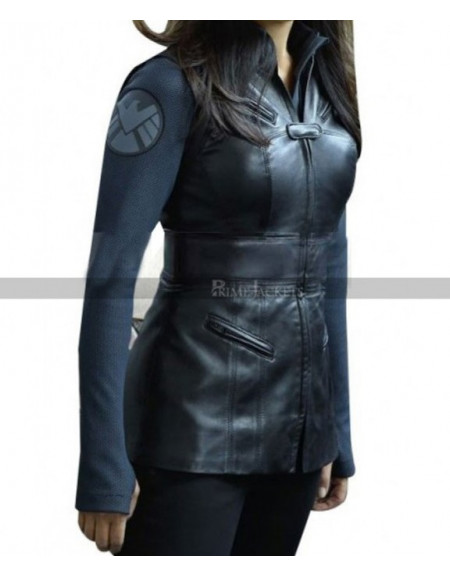 Ming‑Na Agents Of S.H.I.E.L.D Melinda May Vest