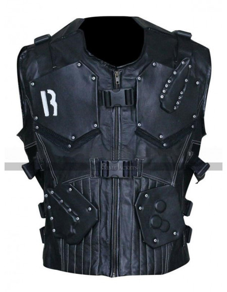 Roadblock G.I Joe Retaliation Armor Black Vest