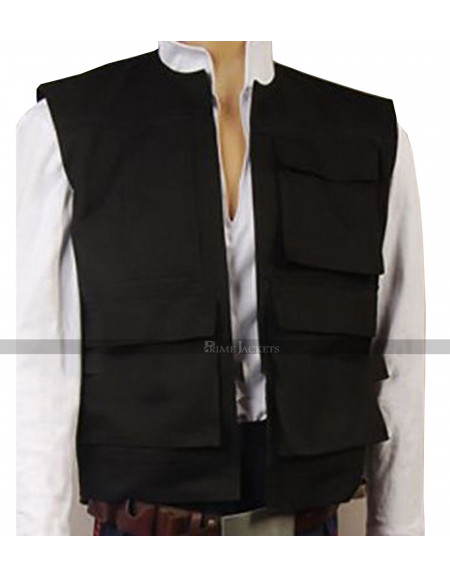 Han Solo Return of the Jedi Vest
