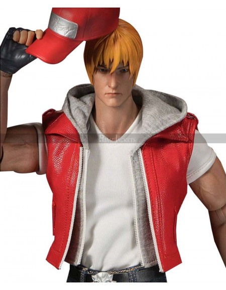 Terry Bogard The King Of Fighters Destiny Vest