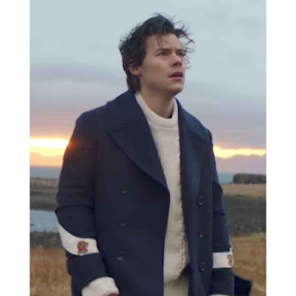 Sign of the times Harry Styles Coat
