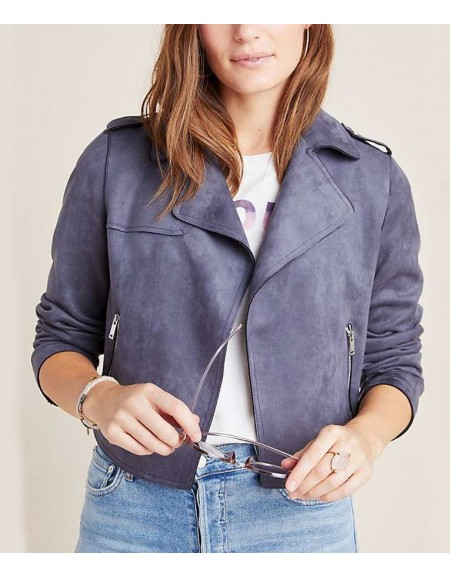 13 Reasons Why S04 Jessica Davis Jacket