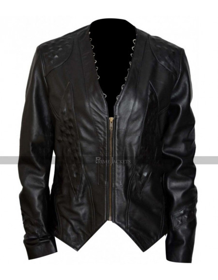 Dark Matter Series Melissa O'Neil Stylish Leather Jacket