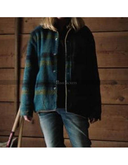 Yellowstone Beth Dutton Turquoise Jacket
