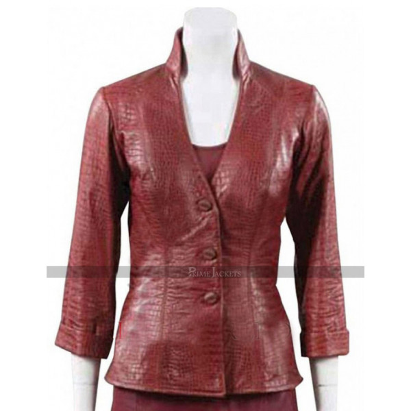 T-X Terminator 3 Rise of the Machines Leather Jacket