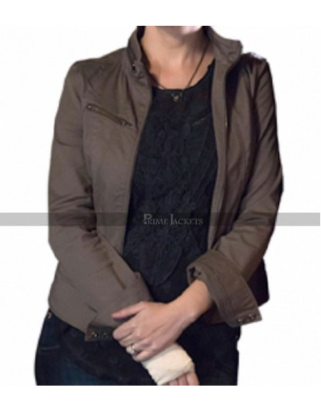 Sons of Anarchy Dr. Tara Knowles Maggie Siff Jacket