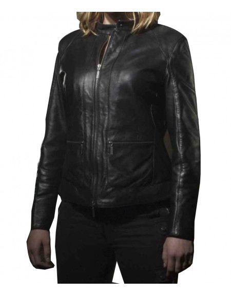 Painkiller Jane Vasco Black Jacket