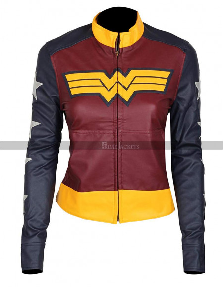 Gal Gadot Wonder Woman Costume Jacket