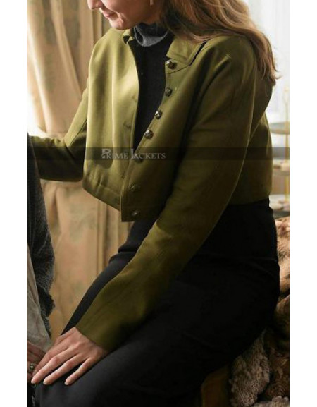 Age of Adaline Blake Lively Adaline Bowman Green Jacket