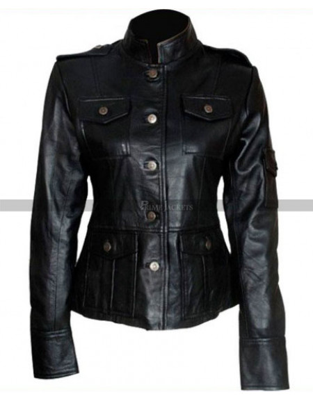 Anne Hathaway Get Smart Black Jacket