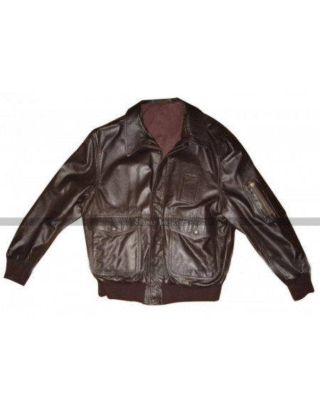 Aliens Sigourney Weaver Leather Jacket