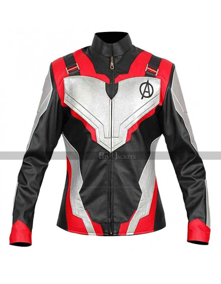 Avengers Endgame Quantum Realm Jacket for Women