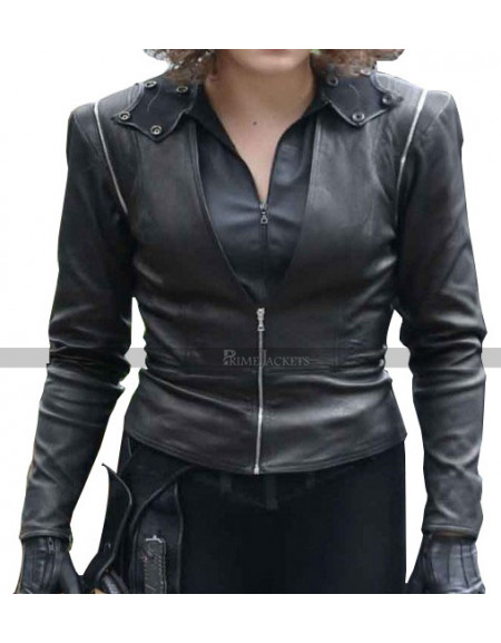 Selina Kyle Gotham Hooded Jacket